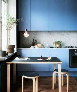 vinilo azul para muebles