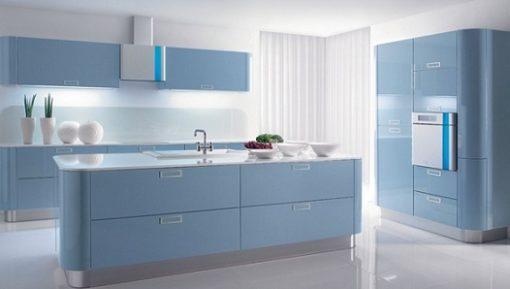 vinilo color azul pastel